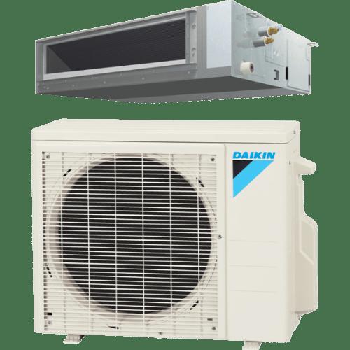 Daikin FDMQ - Ducted Concealed Heat Pump.
