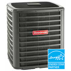 Goodman Air Conditioners.
